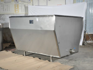 Containerized Milk Collection System